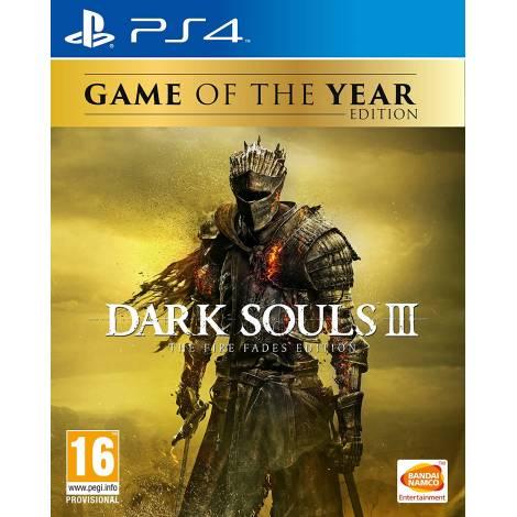 Dark Souls III: The Fire Fades GOTY Edition (PS4)