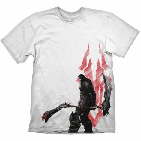 Darksiders - Death and Symbol T-Shirt - Size S/M/L/XL/XXL