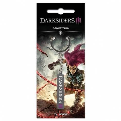 Darksiders III Logo Keychain (GE3514)