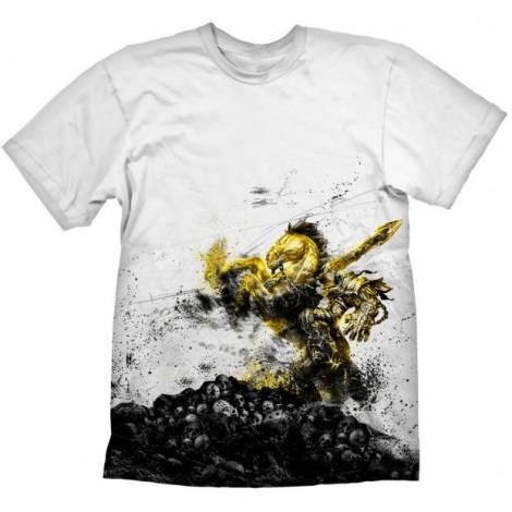 Darksiders - The Horseman T-Shirt - Size S/M/L/XL/XXL