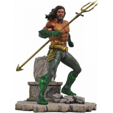 DC Gallery: Aquaman - Aquaman Movie PVC Statue (AUG182575)