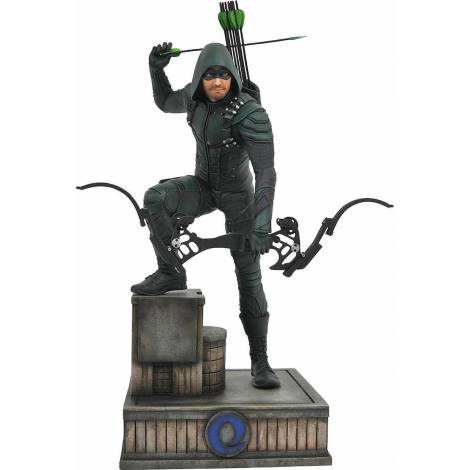 DC Gallery: Green Arrow - The Television Series PVC Statue (FEB182294)