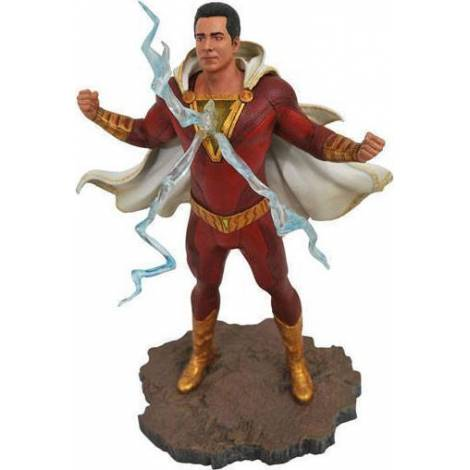 DC Gallery: Shazam - Shazam Movie PVC Statue (FEB192438)