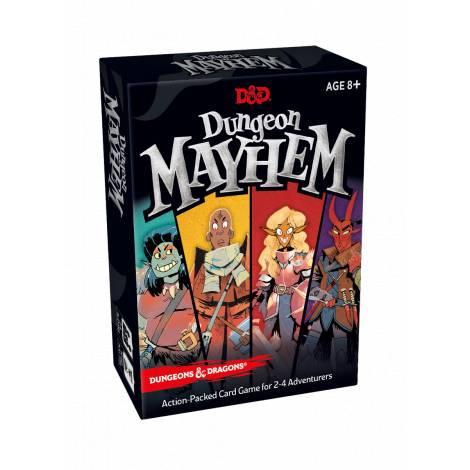 D&D DUNGEON MAYHEM CARD GAME