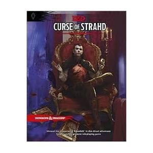 DD5:CURSE OF STRAHD