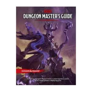 DD5:DUNGEON MASTER'S GUIDE