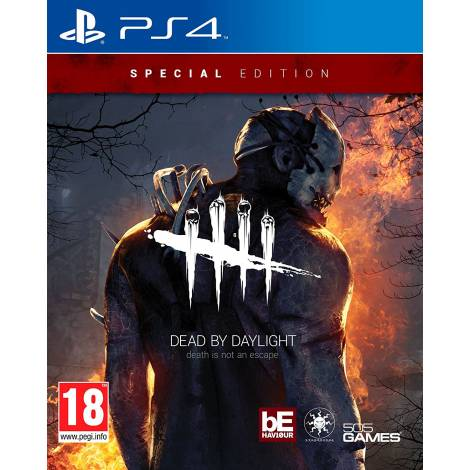 Dead by Daylight - Special Edition (PS4)