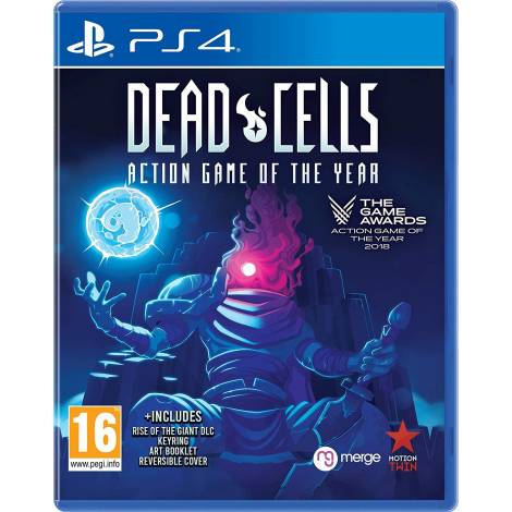 Dead Cells - Action Game of the Year (PS4)