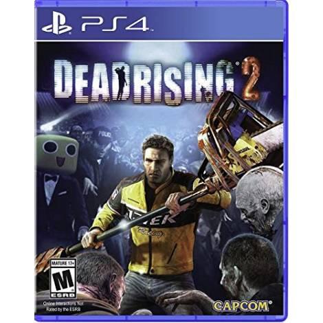 Dead Rising 2 (US) (PS4)