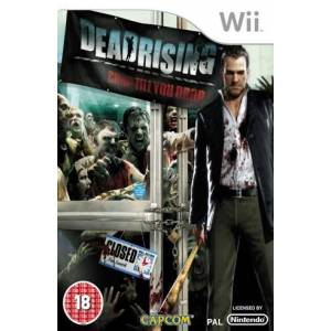 Dead Rising - Chop Till You Drop (Wii)