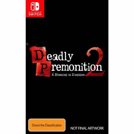 DEADLY PREMONITION 2 : A BLESSING IN DISGUISE (Nintendo Switch)