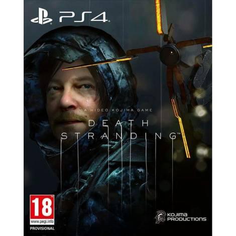 Death Stranding (Special Edition) (PS4) (Pre-Order Bonus)