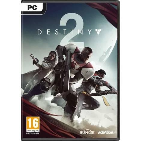 Destiny 2 -Battle.net CD Key (Κωδικός μόνο) (PC)