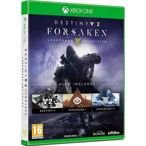 DESTINY 2 FORSAKEN LEGENDARY EDITION (Xbox One)