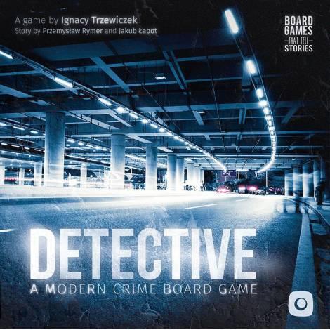 DETECTIVE:A MODERN CRIME