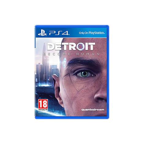 Detroit: Become Human - D1 Edition (Game Soundtrack & Dynamic Theme) - Ελληνικό (PS4)