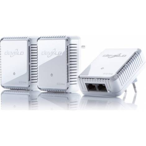 Devolo 9121 - dLAN 500 duo Network Kit Powerline (9121)