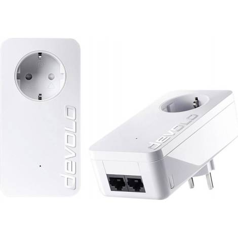 Devolo - dLAN 1000 duo+ Starter Kit Powerline (8117)