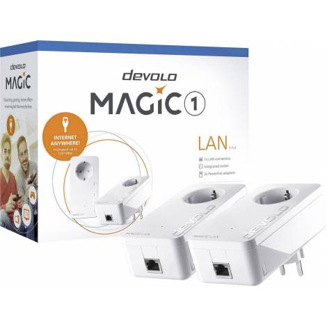 Devolo - Magic 1 LAN 1-1-2 Powerline (8302)