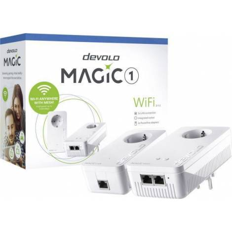 Devolo - Magic 1 WiFi 2-1-2 Powerline (8366)
