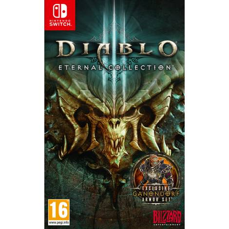 Diablo III Eternal Collection (Nintendo Switch)