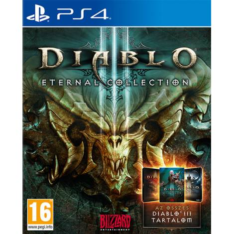 Diablo III Eternal Collection (PS4)