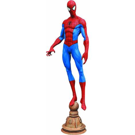 Diamond Comics Diamond Select Toys - Marvel Gallery The Amazing Spider-man Pvc Diorama Figure (sep162538)
