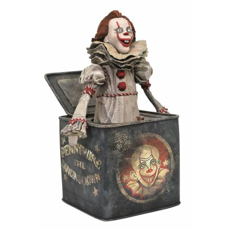 Diamond IT Chapter 2 Gallery Pennywise in a Box PVC Statue (AUG192719)