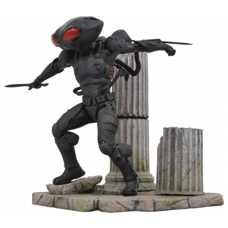 Diamond Select Toys: DC Comics Gallery Aquaman Movie Black Manta PVC Statue (SEP192502)