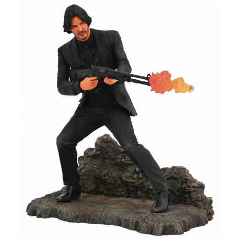 Diamond Select Toys: John Wick Gallery Catacombs PVC Statue (SEP192489)
