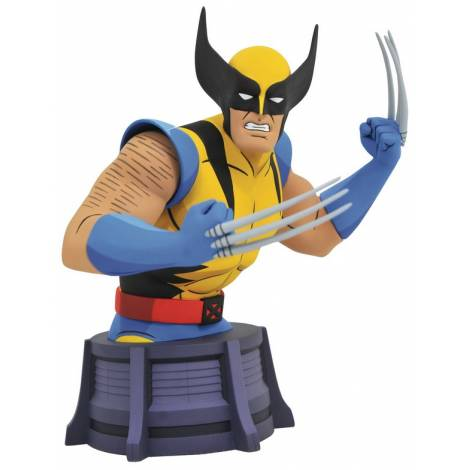 Diamond Select Toys: Marvel Animated X-Men Wolverine Bust (SEP192492)