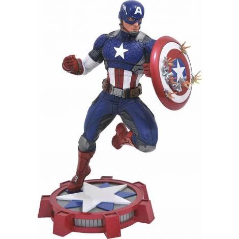 Diamond Select Toys Marvel Gallery: Captain America PVC Diorama (AUG172640)
