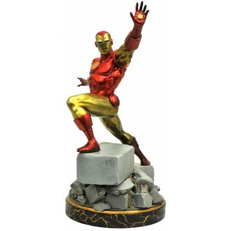 Diamond Select Toys Marvel Premiere: Clasic Iron Man Statue (FEB172611)