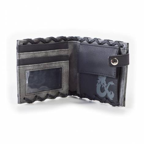 Difuzed Hasbro Dungeons & Dragons - Bifold Lace Wallet (MW321707HSB)
