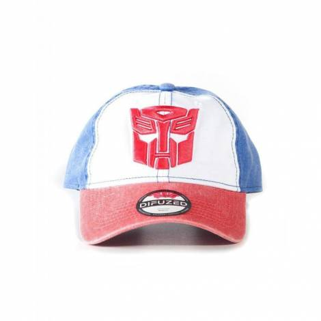 Difuzed Hasbro Transformers - Autobots Adjustable Cap (BA012308HSB)