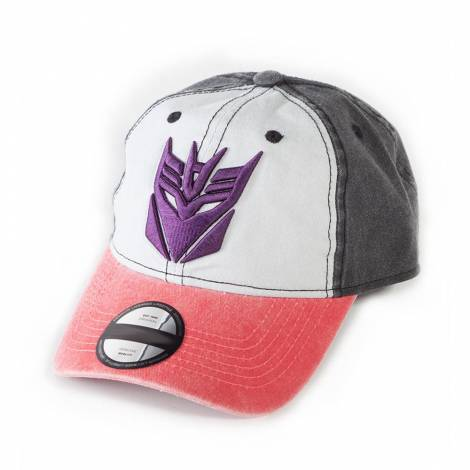Difuzed Hasbro Transformers - Decepticons Adjustable Cap (BA548683HSB)
