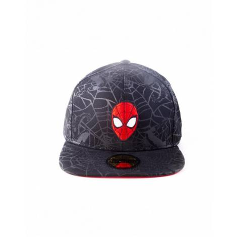 Difuzed Marvel - Spiderman Snapback Cap (SB486303SPN)