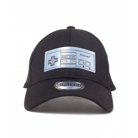 Difuzed Nintendo - NES Curved Bill Cap (BA155262NES)
