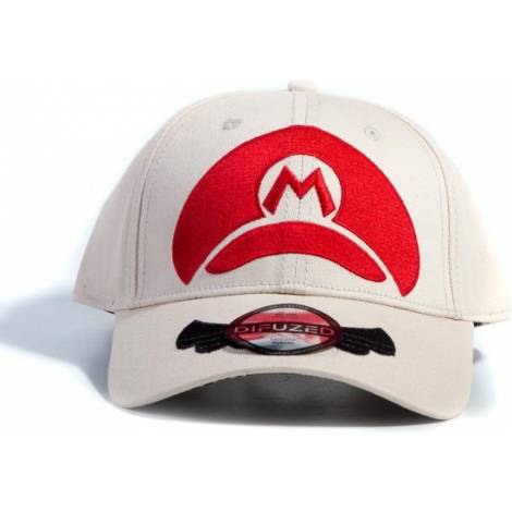 Difuzed Nintendo - Super Mario Minimal Adjustable Cap (BA301108NTN)