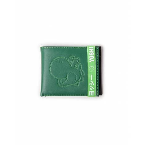 Difuzed Nintendo - Super Mario Yoshi Bifold Wallet (MW228554NTN)