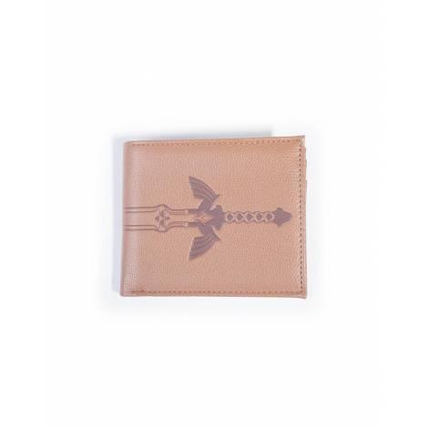 Difuzed Nintendo - Zelda Men's Bifold Wallet (MW311864ZEL)