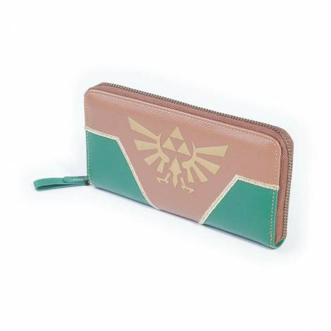Difuzed Nintendo - Zelda Zip Around Wallet (GW775633ZEL)