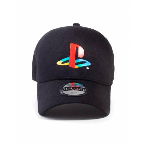 Difuzed PlayStation - Logo Seamless Cap (BA731765SNY)
