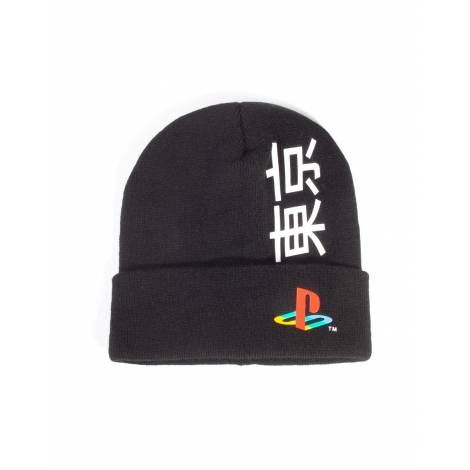 Difuzed PlayStation - Roll-up Beanie (KC225863SNY)