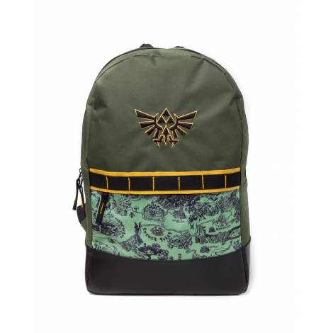 Difuzed Zelda - Allover Printed Backpack (BP301116ZEL)