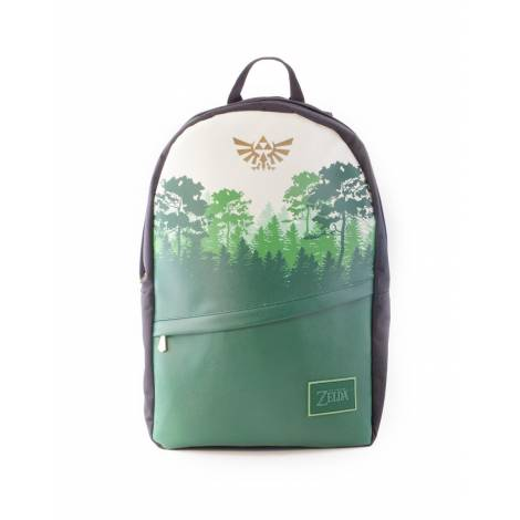 Difuzed Zelda - Core Green Forrest Backpack (BP472858ZEL)