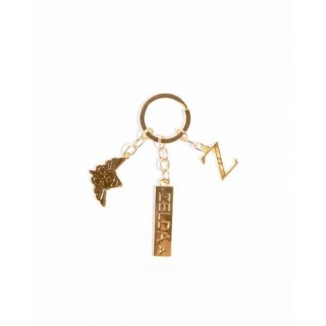 Difuzed Zelda - Ladies Metal Charm Keychain (KE588817ZEL)