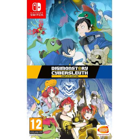 Digimonstory Cybersleuth Complete Edition (Nintendo Switch)