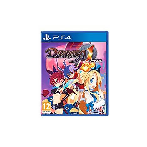 Disgaea 1 Complete (PS4)