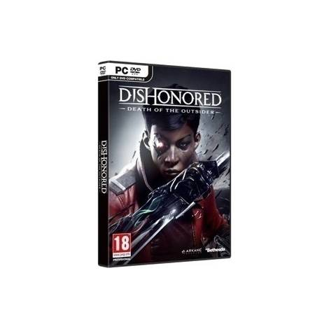 Dishonored Death Of The Outsider - Steam CD Key (Κωδικός μόνο) (PC)
